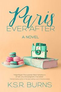 Cover Image Of 'Paris Ever After' By K.S.R. (Karen) Burns