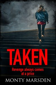 Cover Image Of 'Taken' By Monty Marsden