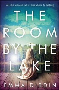 Alternative Image Of the Paperback Version of The Book 'The Room By The Lake' By Emma Dibdin