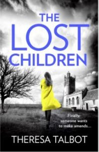 Cover Image Of The Book 'The Lost Children' By Theresa Talbot