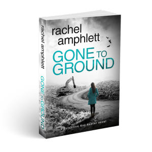 Cover Image Of 'Gone To Ground' A Book By Rachel Amphlett