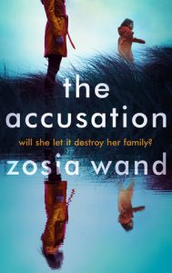 Cover Image Of The Book 'The Accusation' By Author Zosia Wand