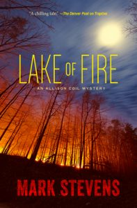 Cover Image Of The Book 'Lake Of Fire' By Author Mark Stevens