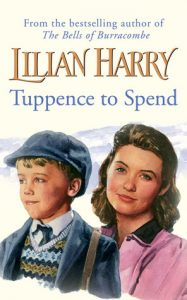 Cover Image Of The Book 'Tuppence To Spend' By Author Lilian Harry