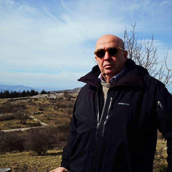 Image Of Author Franco Marks