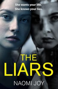 Cover Image Of The Book 'The Liars' By Author Naomi Joy