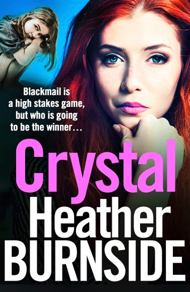 Cover imafe of the book 'Crystal' by author Heather Burnside