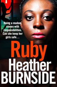 Cover image of the book 'Ruby' by Heather Burnside