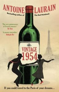 Cover Image of the book 'Vintage 1954' by author Antoine Laurain