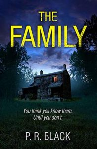 Cover image of the book 'The Family' by author P.R. Black