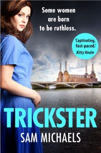 Cover image of the book 'Trickster' by author Sam Michaels