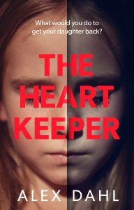 Updated cover image of the book 'The Heart Keeper' by author Alex Dahl