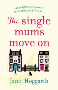 Cover image of the book 'The Single Mums Move On' by author Janet Hoggarth