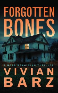 Cover Image Of The Book 'Forgotten Bones' by author Vivian Barz