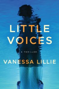 Cover image of the book 'Little Voices' by author Vanessa Lilley