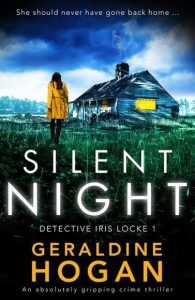 Cover Image of the book 'Silent Night' by author Geraldine Hogan