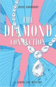Cover Image of the book 'The Diamond Connection' by author Josie Goodbody
