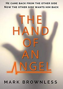 Cover image of the book 'The Hand Of An Angel' by author Mark Brownless