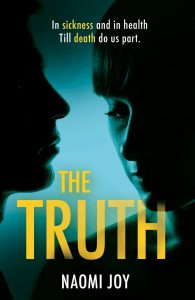 Image of the book cover 'The Truth' by author Naomi Joy