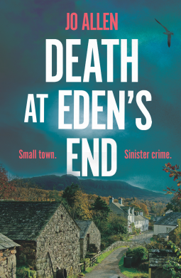 Cover Image of the book 'death At Eden's End' by author Jo Allen