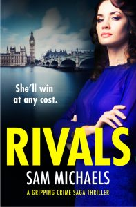Cover image of the book 'Rivals' by author Sam Michaels