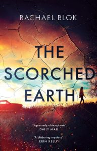 Cover image of the book 'The Scorched Earth' by author Rachael Blok