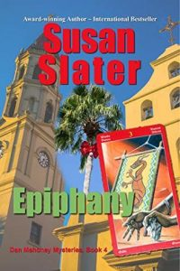 Cover image of the bok 'Epiphany' by author Susan Slater