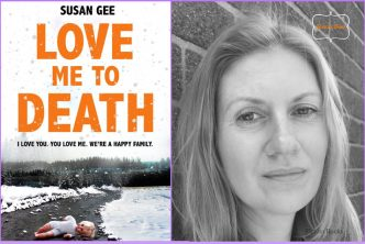 Cover Reveal Image for the book 'Love Me To Death' by author Susan Gee