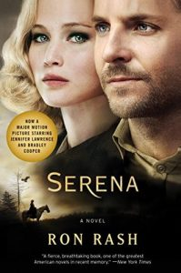 Cover image of the book 'Serena' by author Ron Rash