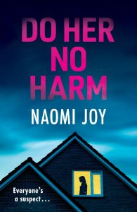 Cover image of the book 'Do Her No Harm' by author Naomi Joy