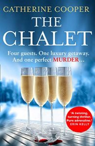 Cover image of the book 'The Chalet' by author Catherine Cooper