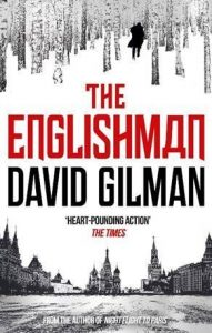 cover image of the book 'The Englishman' by author David Gilman