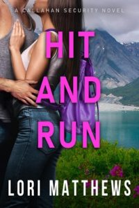 Cover image of the book 'Hit And Run' by author Lori Matthews