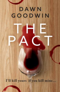 Cover image of the book 'The Pact' by author Dawn Goodwin