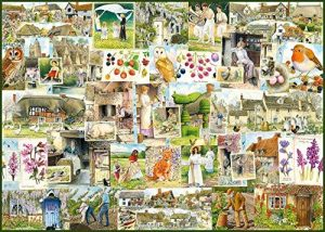 Image of the Ravensburger Jigsaw Puzzle 'Country Life No.1 - The 1900's