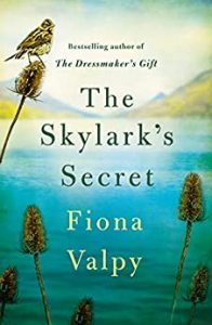 Cover image of the book 'The Skylark's Secret' by author Fiona Valpy