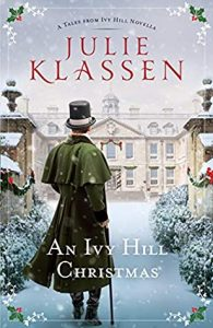 Cover image of the book 'An Ivy Hill Christmas' by author Julie Klassen