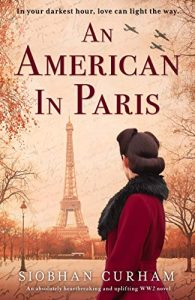 Cover image of the book 'An American In Paris' by author Siobhan Curham