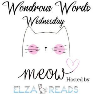 Wondrous Words Wednesday Meme Button by Mareli @ Elza Reads - New Host in January 2021