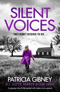 Cover Image of the book 'Silent Voices' by Patricia Gibney