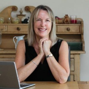 Alternative image of author Wendy Clarke