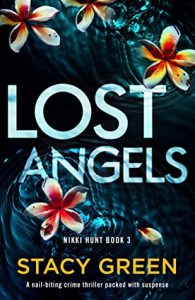Cover image of the book 'Lost Angels' by author Stacy Green
