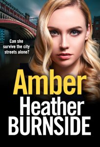 Cover image of the book 'Amber (Working Girls #4) by author Heather Burnside