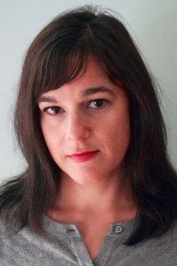 Image of author Melissa Ginsberg - Photo credit Chris Offutt