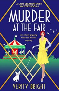 Cover image of the book 'Murder At The Fair' by the author Verity Bright