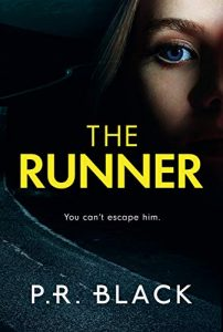 Cover image of the book 'The Runner' by author P.R. Black