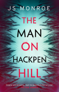 Cover image of the book 'The Man On Hackpen Hill' by author J.S. Monroe